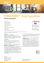 Pandomo® Impregnation